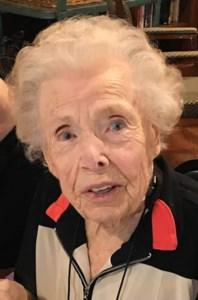 Yvonne A  Bartlett
