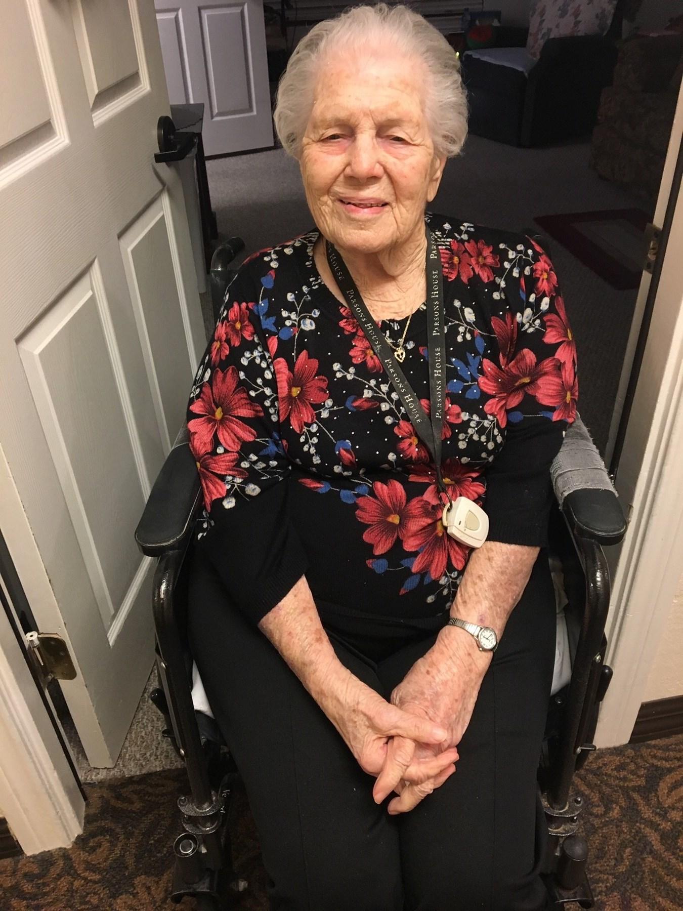 Gladys Ruth  Inman