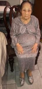 Maria Juana  Molina de Martinez