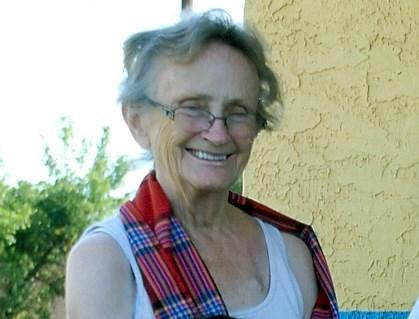 Blanche June  Achord