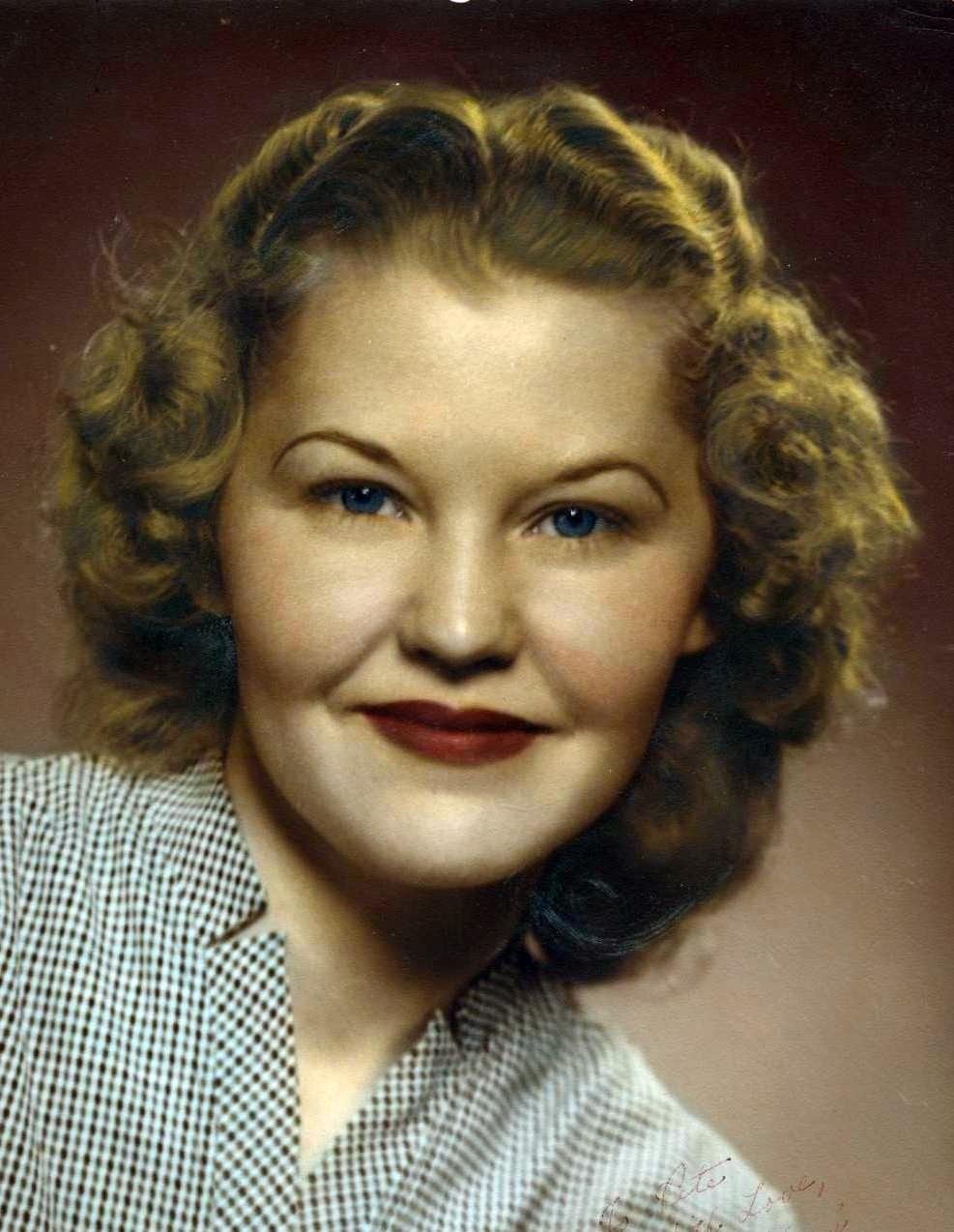 Doris Mae Lambetecchio Obituary - Fresno, CA