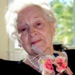 Marjorie Holmstrom