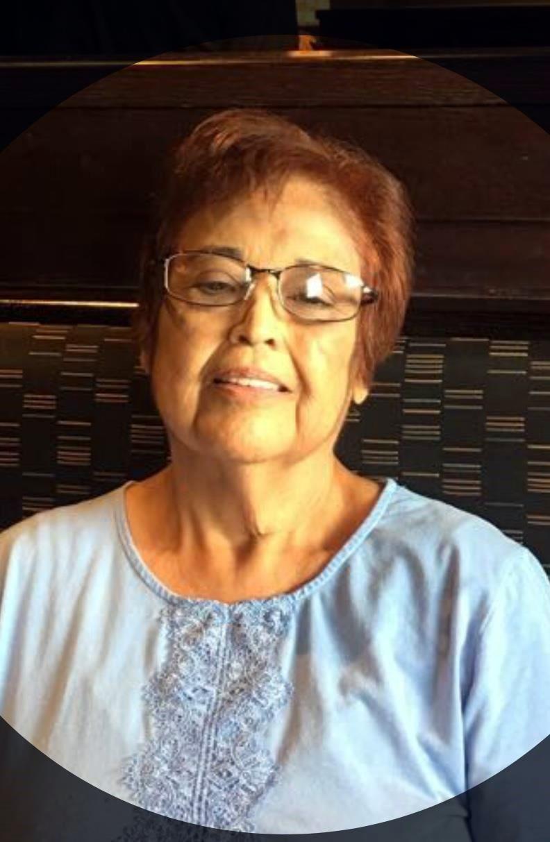 Mary A.  Hernandez
