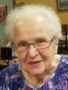 Geraldine Mae  Beckwith