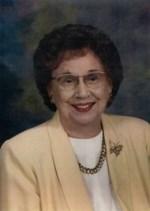 Margaret Bowie