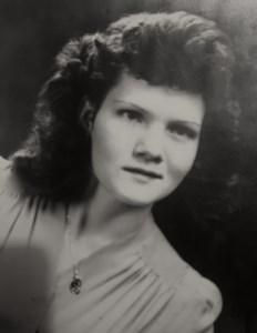 Mary Edith  Turner