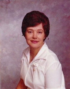 Patricia Joan  Collings