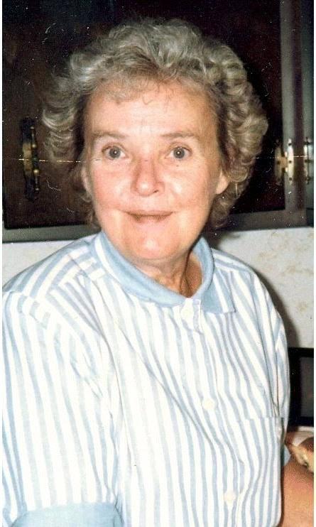 Elizabeth Martha Olga  Derr