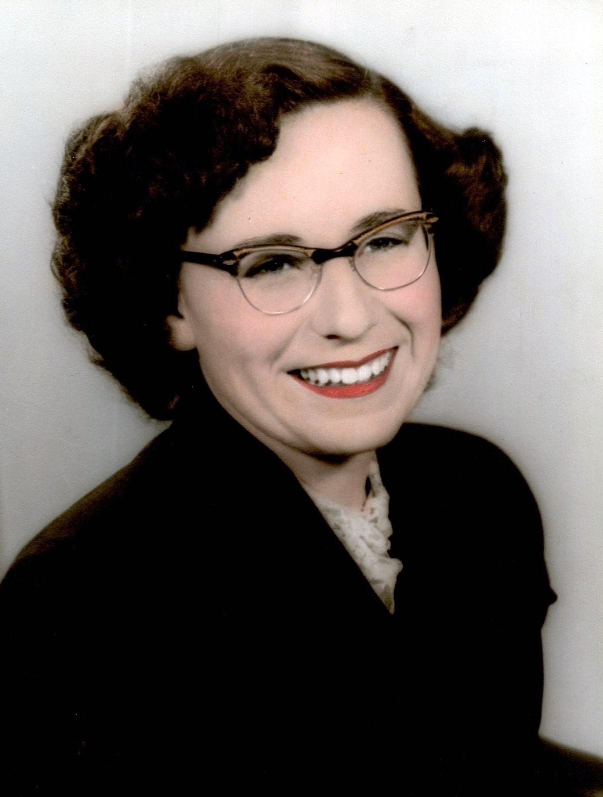 Edith Pearl  Abernethy