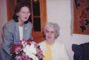 Evelyn E  Wright