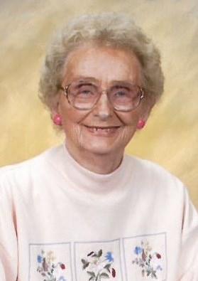 """Eloise """"Lois"""" Ethelyn  Burns"""