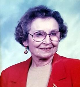 Violet W.  Holman