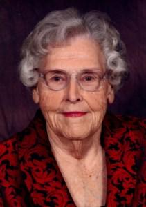 """Elizabeth """" Betty """" Ann  (Hooton) Ashworth"""