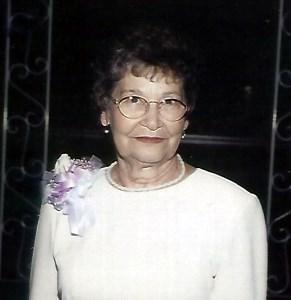Betty Jean  Landis