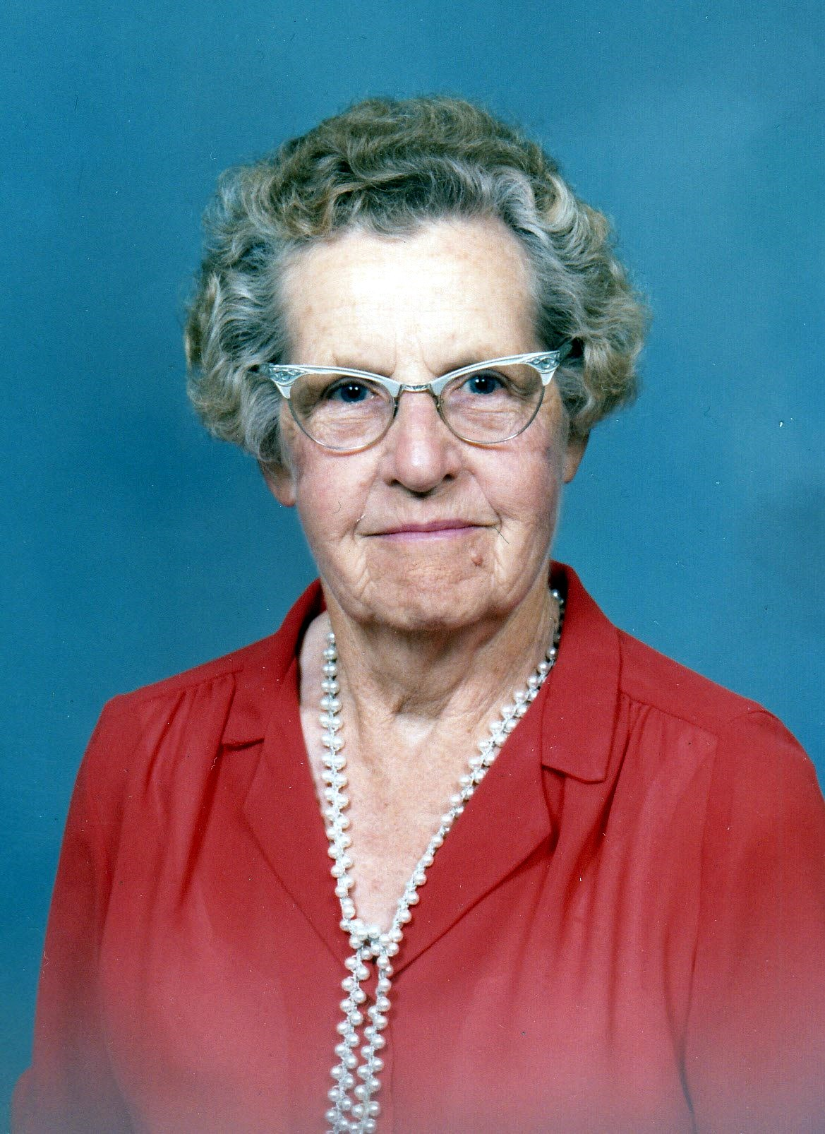 "Pauline F. ""Polly""  McNealy"