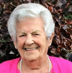 Doris Irene  Collier