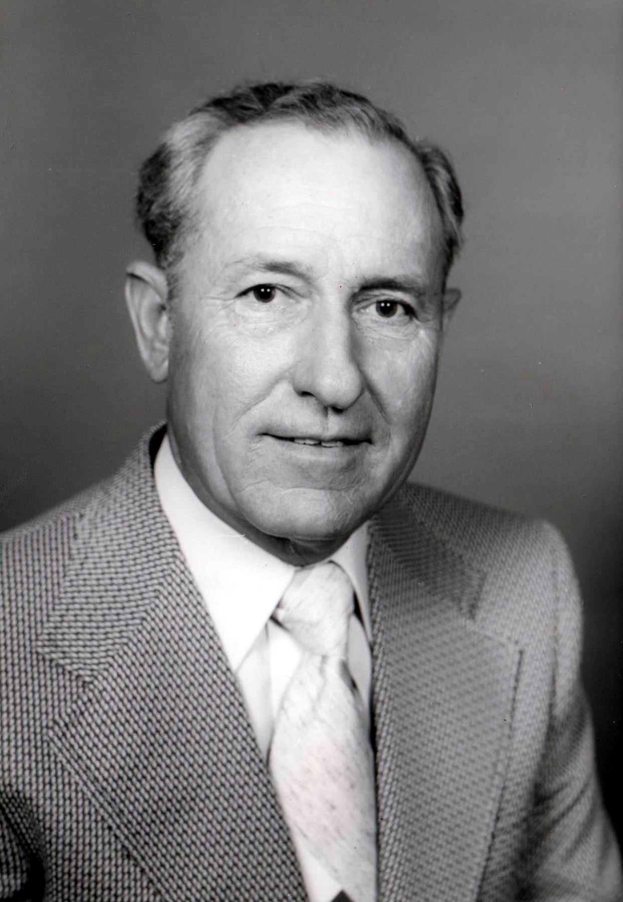 Clifford T.  Gaudet