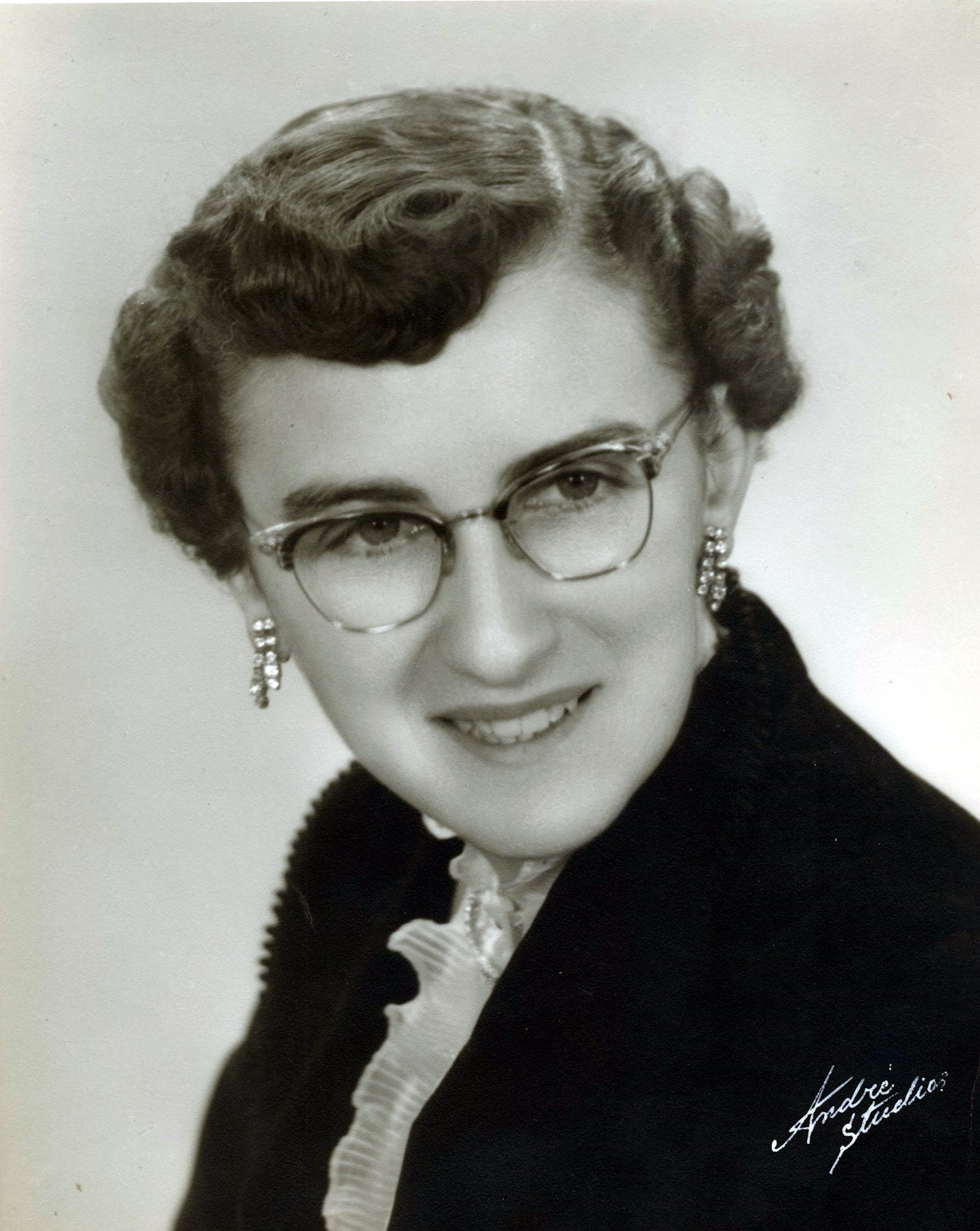 Lucille Mary  Forget