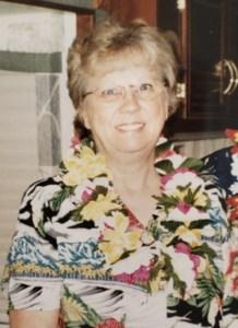 Mavis Eileen  Gelner