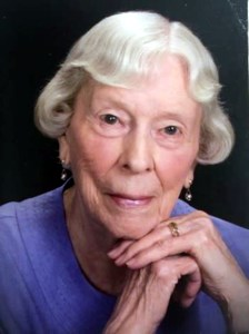 Jane Elizabeth  McHam