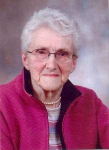 Violet Helen  (Brown) Johnston