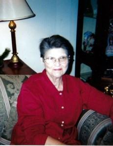 Mrs. Shirley Barnes  Mudd