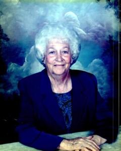 Louise Peacock  Williams