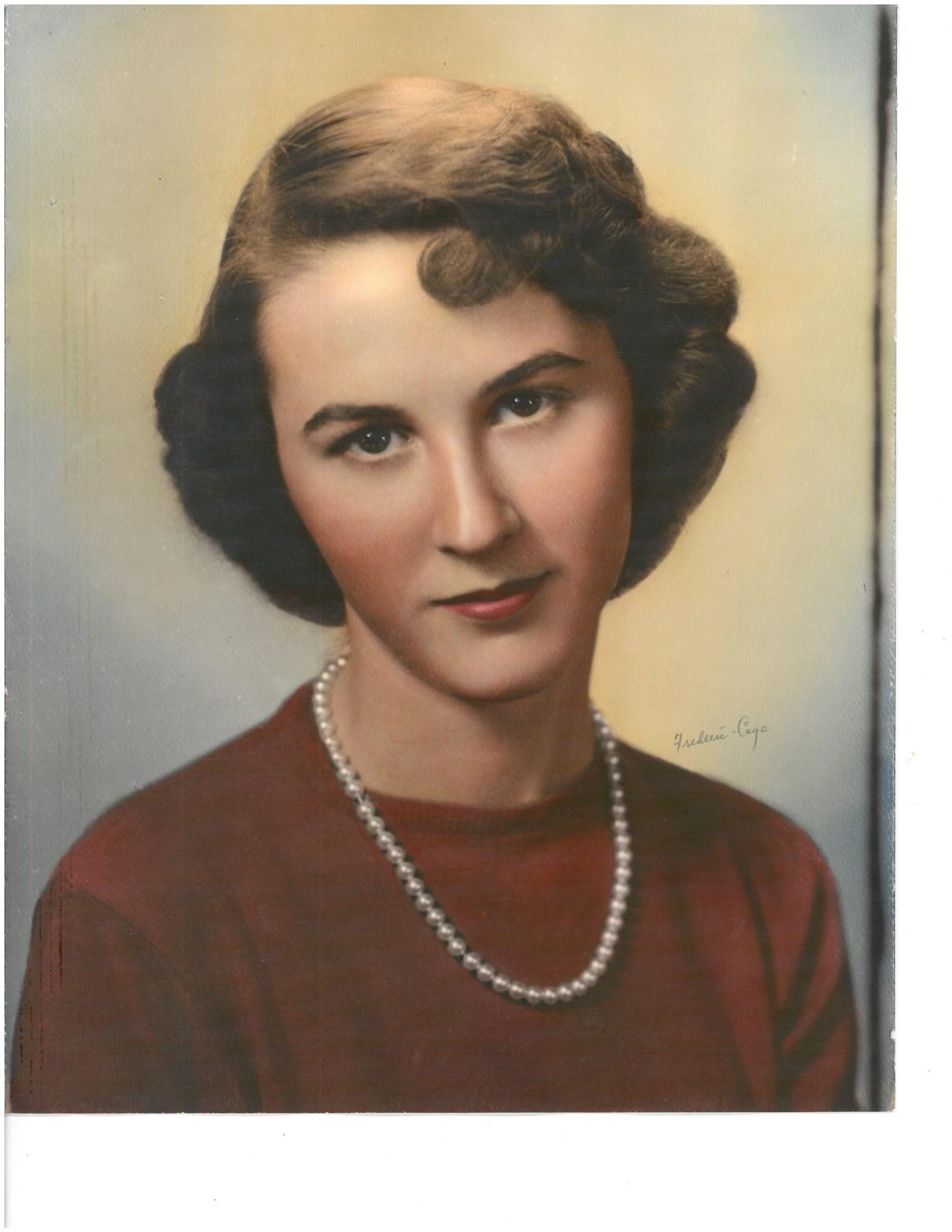 Jean Agnes  Ledbetter