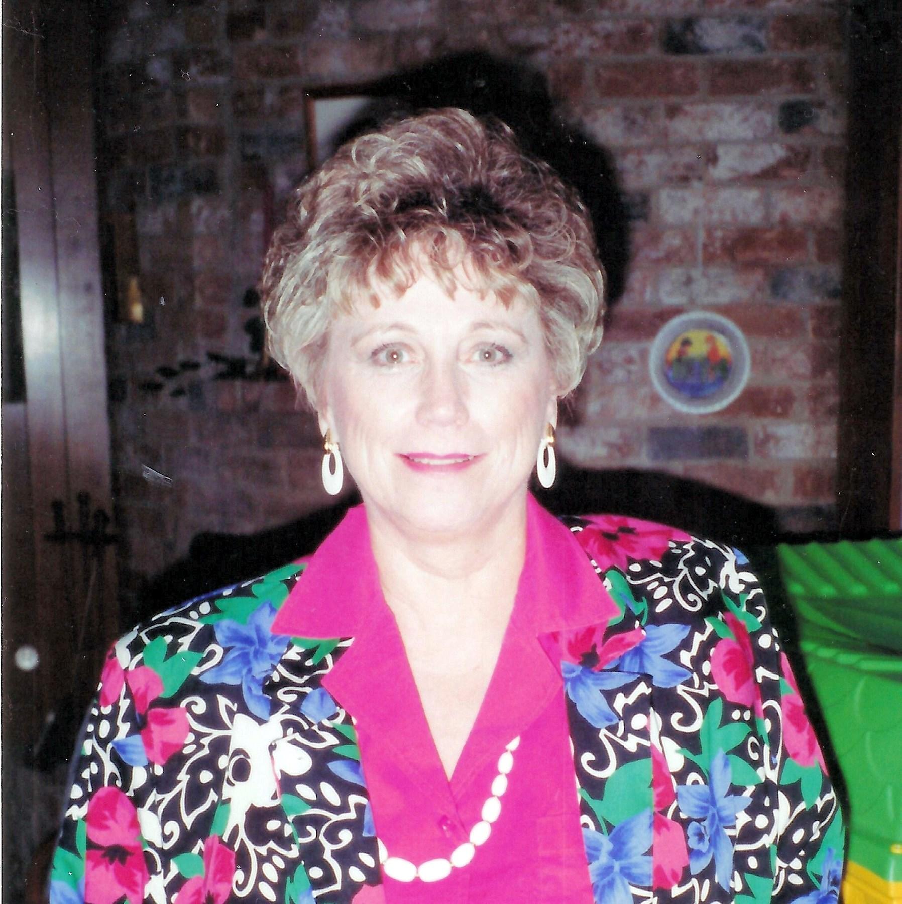 Patricia Mae  Talk