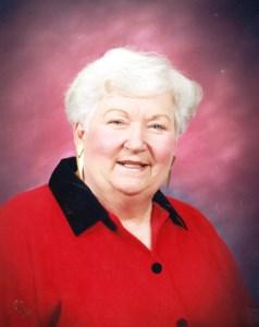 Mildred Jo  Oden