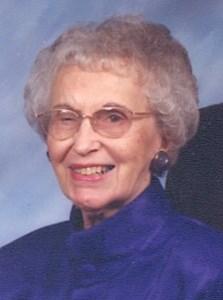 Gertrude Rosa  Hill