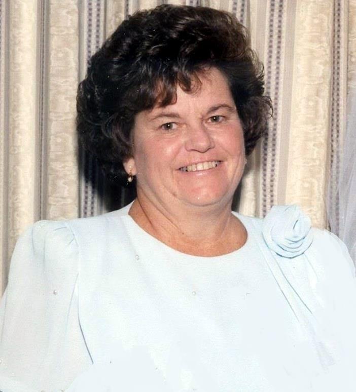 """Margaret """"Peggy"""" Ann  Driscoll"""