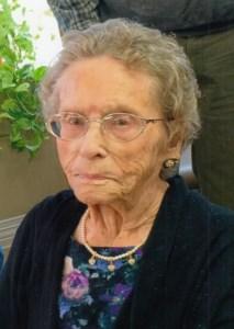 Doris Irene  Bogard