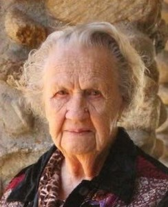"Edith ""Mama"" Caroline  Messer Pressley"