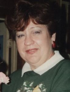 Audrey Yvonne  Ganz