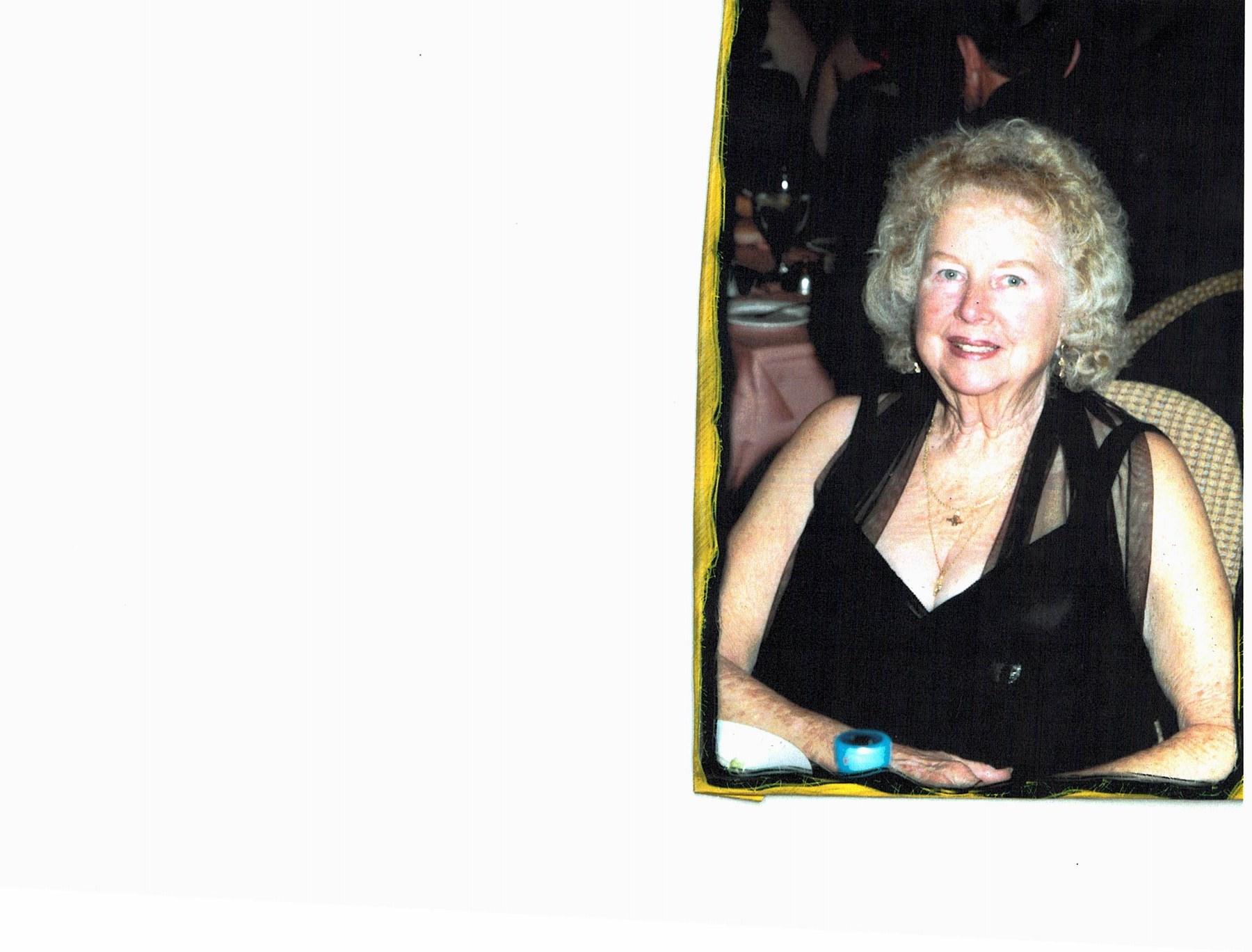 Joan Yvonne  Winchester
