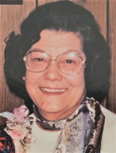 Joan Mabel  Burgess