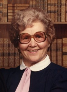 Nancy McLeod  Darity