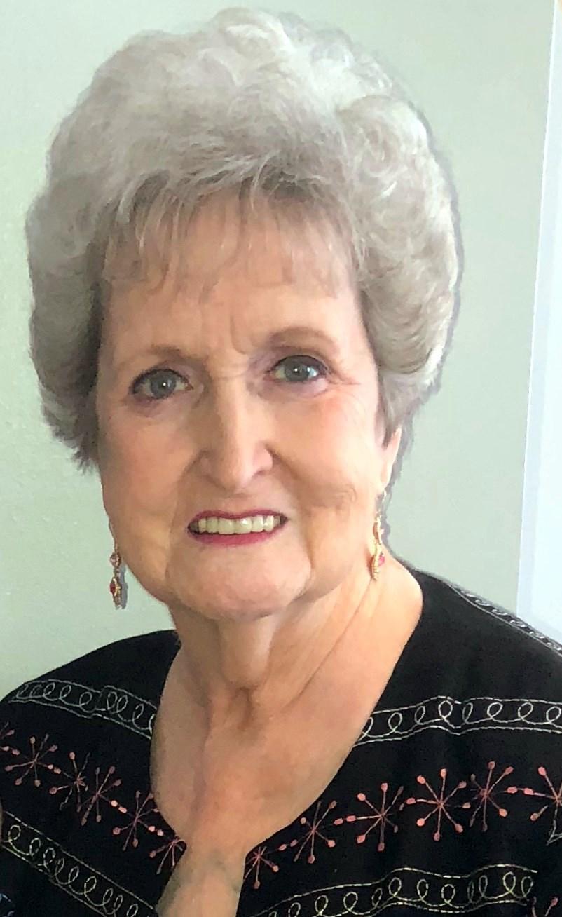 Norma Lou  Horner Cox