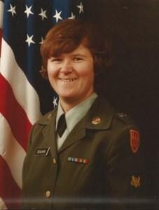 Theresa  Benjamin