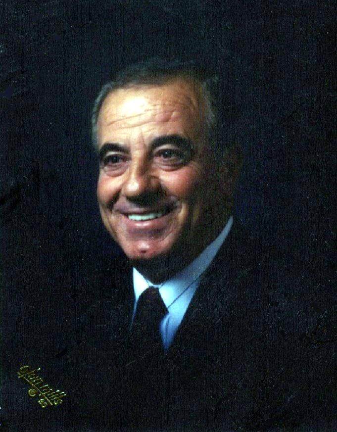 John Philip  Amorgianos
