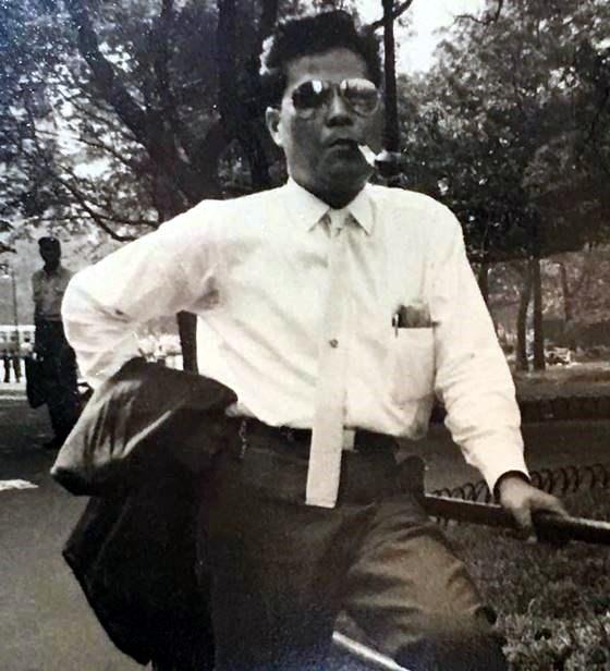 Leonard Hernandez  Scott