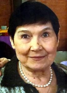 Larisa  Tkhorzhevskaya