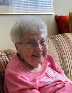 Doris M.  Evans