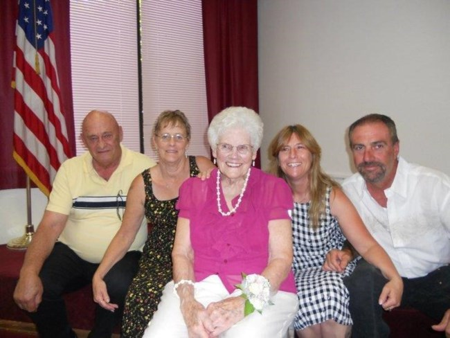 Ruth A McCann Obituary - ,