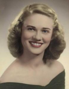 Peggy Ruth  Croston