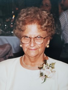 Beatrice M.  Hogarth