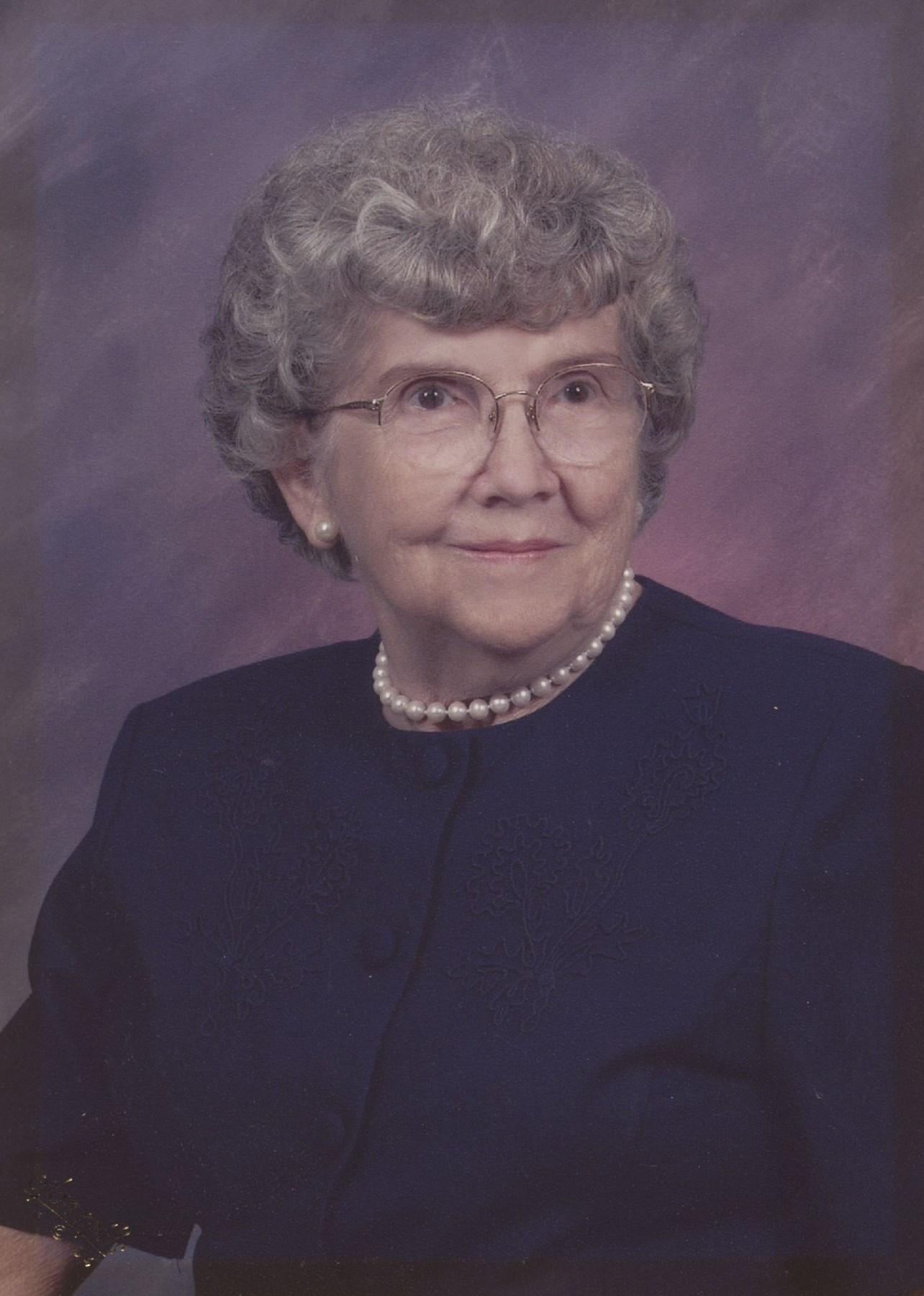 Nora M.  Parker