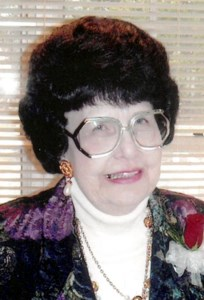 "Ruth ""Ann""  Simmons"
