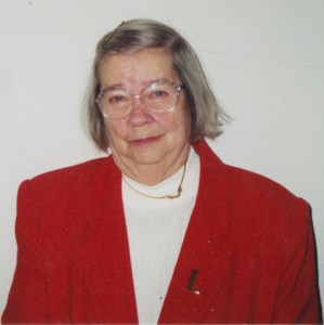 Mary Louise  Wright